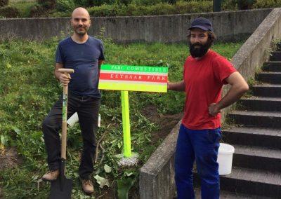 Projet de Parc Comestible – Quartier des Marolles